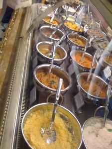 Harrod's food halls