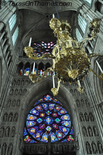 Rose Window, Notre-Dame de Reims