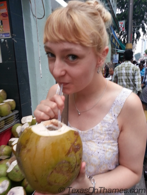 amy coconut