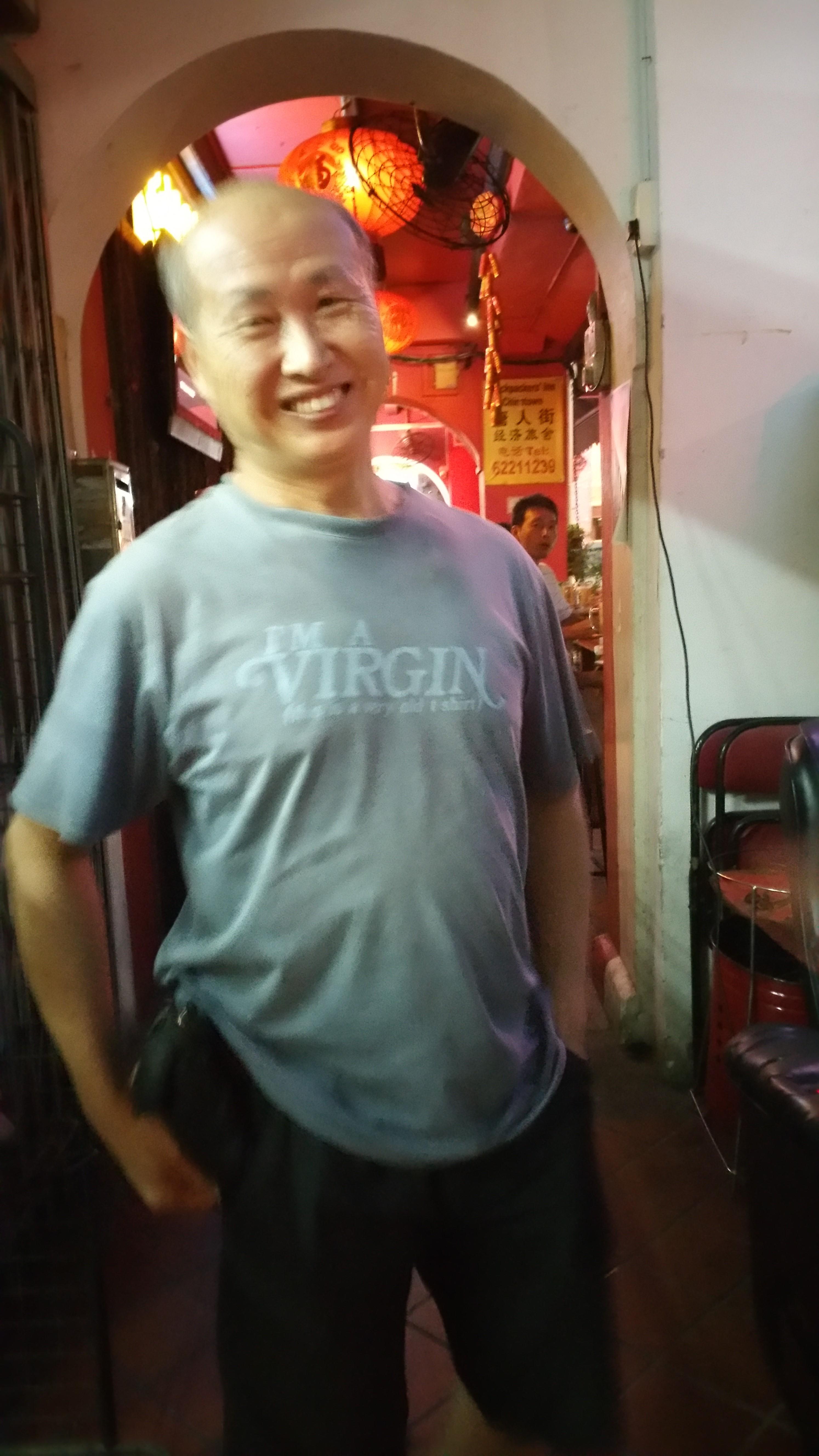 Sg chinatown gay massage